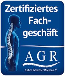 AGR-zertifiziertes Fachgeschaäft - Betten Richwien Velbert