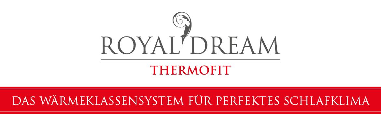 ROYAL DREAM - Das Wärmeklassensystem für perfektes Schlafklima